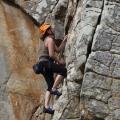 ..Climbing course Spain