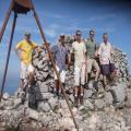 ..Trekking Jebel Musa