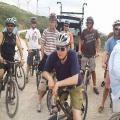 ..Ruta en bici Parque Natur