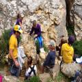 ..Rock climbing and excursi